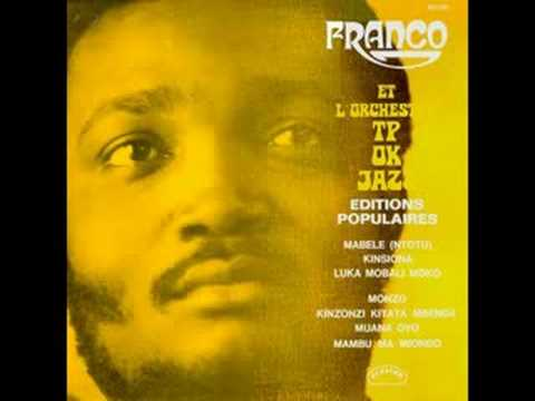 Monzo (Josky Kiambukuta) - Franco & le TPOK Jazz 1974