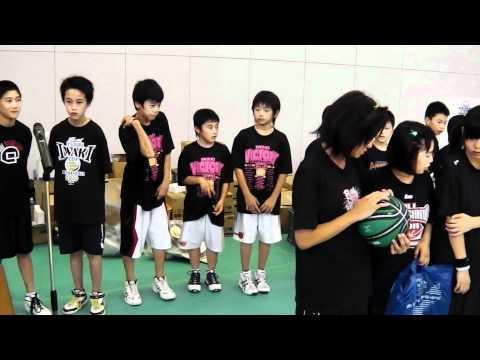 2011年7月23日ゼビオカップいわき・相双地区 キッズ部門
