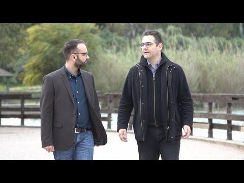 Ο Γιάννης Πρωτούλης στο euronews