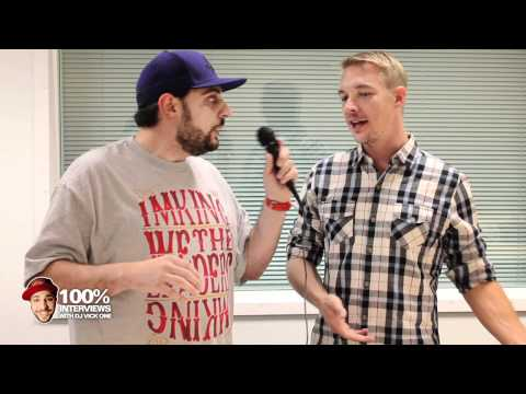 vickuno - Diplo interview at Power 106 with Dj Vick One.