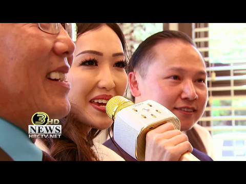 3 HMONG TV: Dr. Allen Ma Lee Vision Family Eye Clinic Grand Opening.