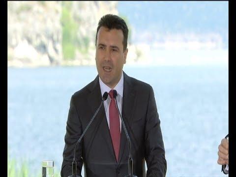 Ζ. Ζάεφ: Η συμφωνία δημιουργεί μια νέα πραγματικότητα στην περιοχή