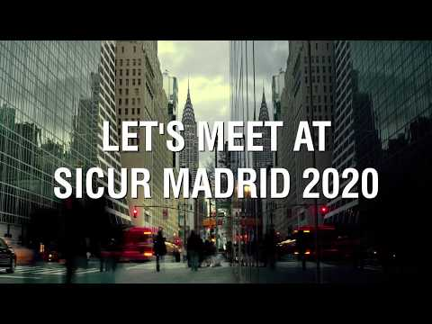 Matrix Comsec at SICUR MADRID - Spain | 25th - 28th February, 2020