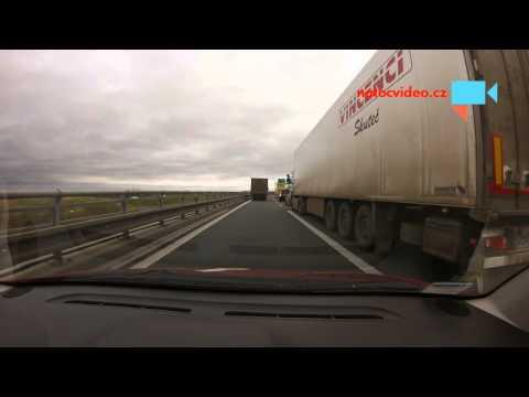 profesionální řidič kamionu