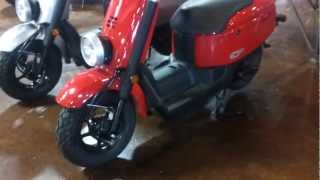 1. 2011 Yamaha C3 Scooter 49cc Walk Around/ Review Moped