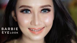 Video Cara Makeup Barbie Pakai Produk Lokal Murah.. Tutorial Super Mudah | Eyes Makeup MP3, 3GP, MP4, WEBM, AVI, FLV Desember 2018