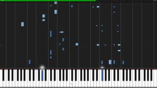 I am Just Feeling Alive - Young Black Jack (Opening) [Piano Tutorial] // PianoPrinceOfAnime