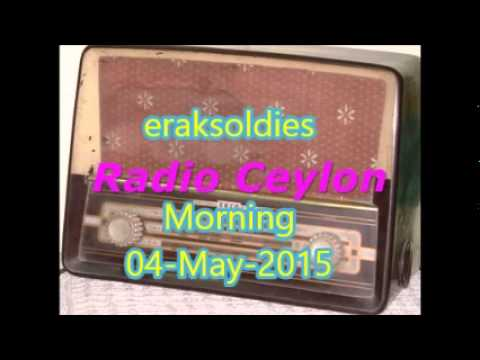 Video Radio Ceylon 04-05-2015~Monday Morning~02 Purani Filmon Ka Sangeet download in MP3, 3GP, MP4, WEBM, AVI, FLV January 2017