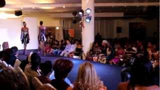 SWAHILI Fashion Week Nairobi 2012