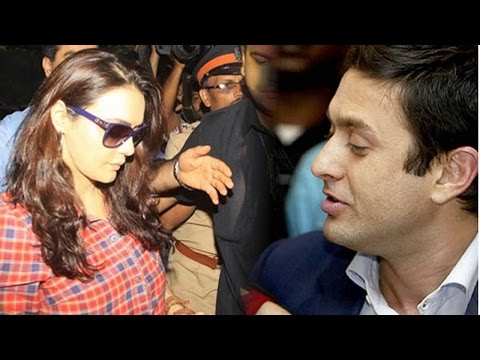 When Priety Zinta Was Asked About Her Ex Ness Wadi