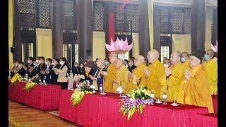 Đại lễ tưởng niệm 712 năm ngày Đức vua - Phật hoàng Trần Nhân Tông nhập niết bàn