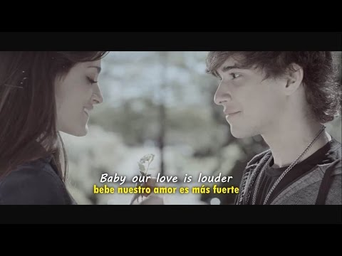 Love Is Louder - JOTA ESSE FT ORIANA SABATINI (Letra español-ingles)