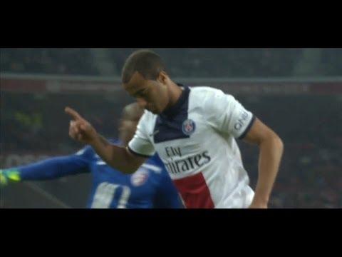 Lucas Moura vs LOSC Lille (10/05/14) HD 720p by Yan