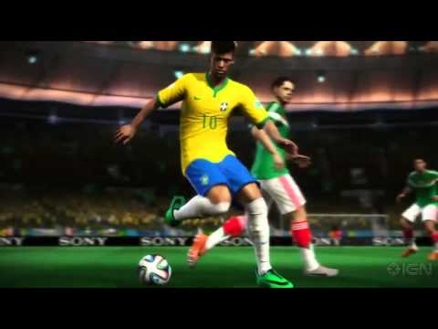 video review - The official World Cup game captures the spectacle of the tournament perfectly and is fun to play too.