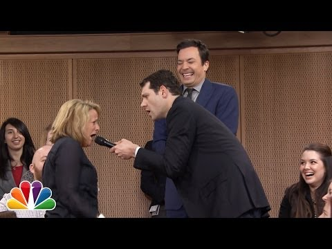 Jimmy Fallon Brings us Billy in the Audience