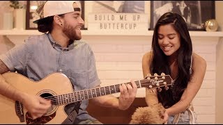 Video Build Me Up Buttercup (Cover) - Us The Duo MP3, 3GP, MP4, WEBM, AVI, FLV Maret 2018