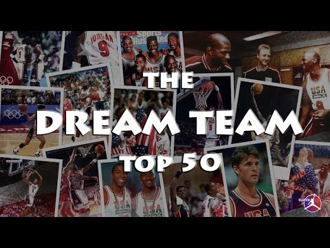 THE DREAM TEAM TOP50