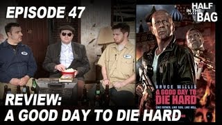 Video Half in the Bag Episode 47: A Good Day to Die Hard MP3, 3GP, MP4, WEBM, AVI, FLV Mei 2018