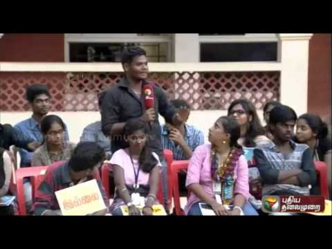 What-do-students-want-to-tell-Anbumani-Ramadoss