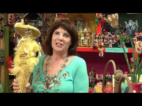Day of the Dead Gift Shop, Dia De Los Muertos Gift Shop Encinitas, Coast Hwy Traders San Diego