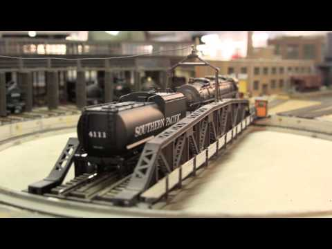 ho scale - Here is a video from Desert Ops 2012 on the first run session. We had a total of 4 sessions on this railroad at this event and all ran very smoothly. A speci...