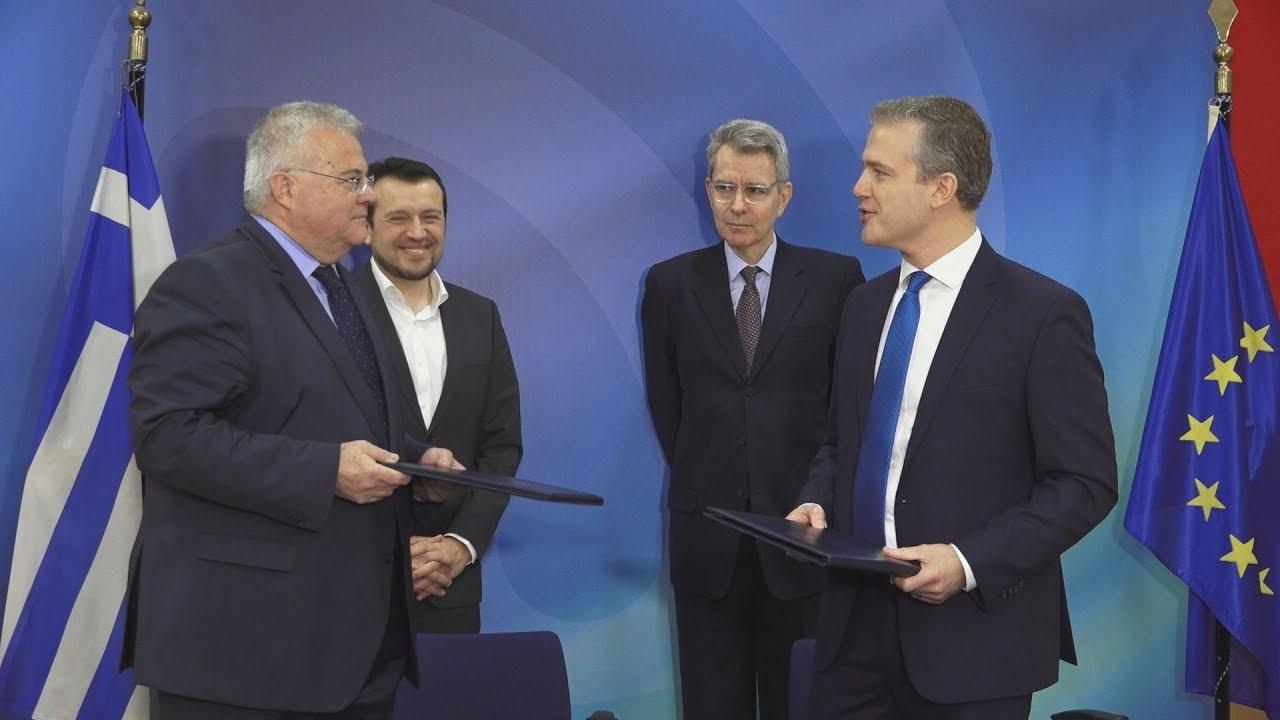 Υπογραφή συμφωνίας συνεργασίας ΑΠΕ-ΜΠΕ με την αμερικανική δημοσιογραφική πλατφόρμα BBG Direct
