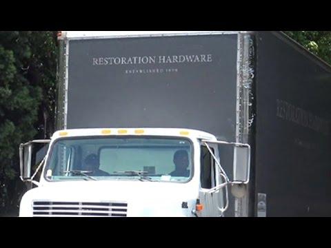 Kendall Jenner Gets A Restoration Hardware Makeover