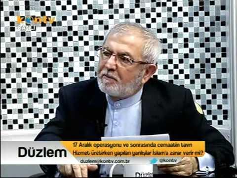 Ali Rıza Demircan Hocadan Hükümet ve Cemaate Çağrı...
