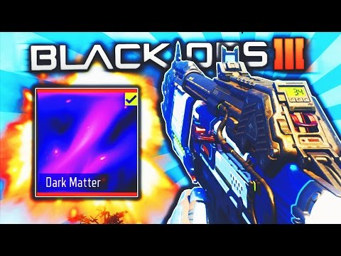 DARK MATTER LV8 BASILISK!! - BLACK OPS 3 *NEW* UNLOCKING DARK MATTER CAMO! (BO3 New DLC Weapon)