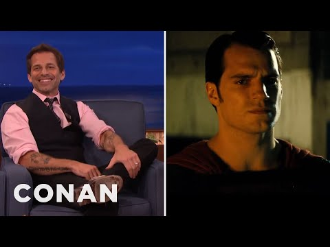 Zack Snyder Shares a New Batman v Superman Clip on