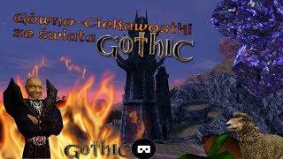 G*wno-Ciekawostki ze świata Gothic #03 Gothic VR, Xardas manipulator