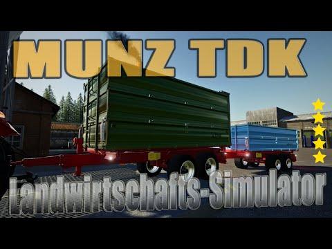 Munz TDK V1.0