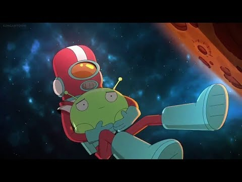 Legends Never Die - Final Space AMV