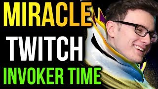 Video Miracle- Invoker Twitch Stream - Why Trilane Mid? Dota2 MP3, 3GP, MP4, WEBM, AVI, FLV Juli 2018