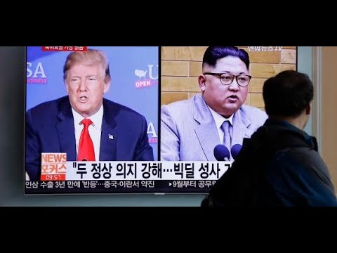 Neue Finte von Kim Jong-un?: Nordkorea droht mit Absage ...