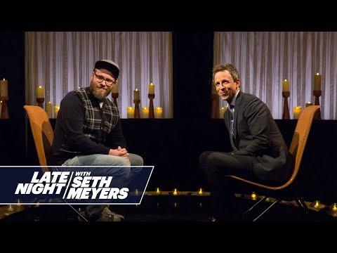Seth Rogen and Seth Clear the Air