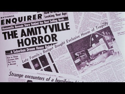 The Amityville Horror (1979) theatrical trailer