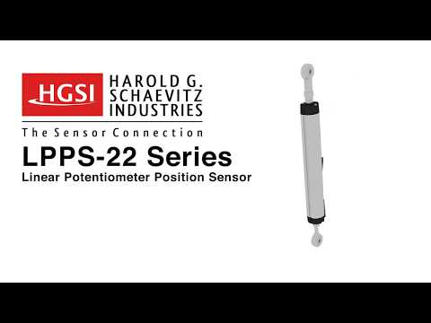 An overview of the LPPS-22 Linear Potentiometer Position Sensor