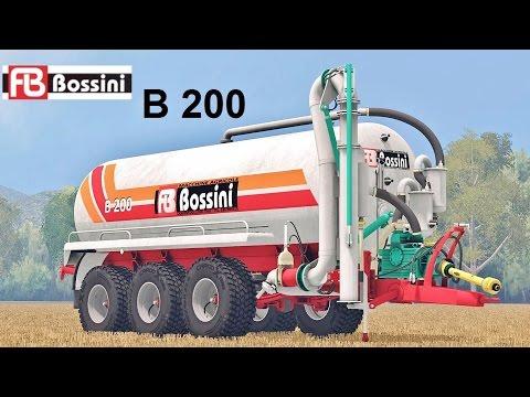 Bossini B200 v2.1 Fendt Skin