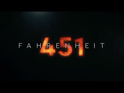 Fahrenheit 451 (2018) Official Trailer | Music: Biotic Crisis (Brent Daniels)