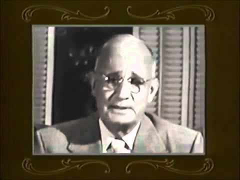 Illuminati Members - Napoleon Hill explains their BIGGEST SECRET. MUST SEE!!!