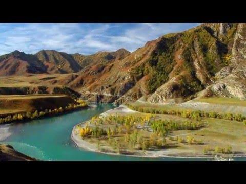 Красота Алтая#Путешествия и природа (видео)