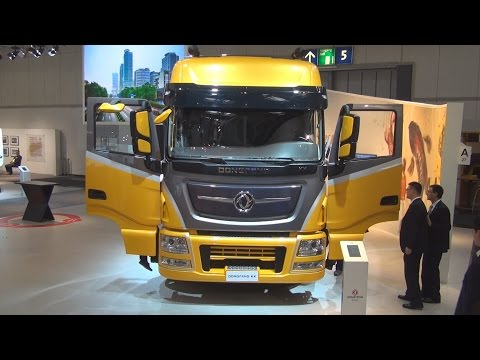 Dongfeng KX 6x4 Tractor Truck