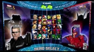 Marvel vs Capcom 3 Gameplay - Las Vegas Event (Part 2 of 11)