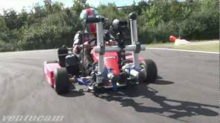 MONSTER KART + VIDEO CAMCAR TRIAX VENTUCAM