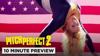 Nonton Pitch Perfect 2   10 Minute Preview Film Subtitle Indonesia Streaming Movie Download