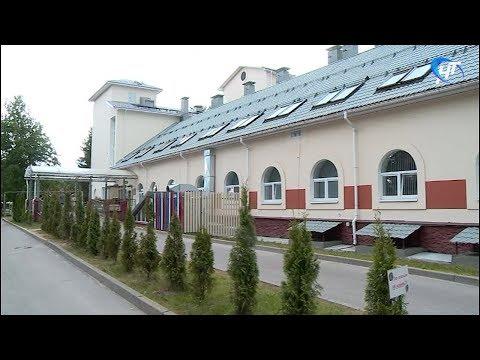 В реабилитационном центре «Юрьево» завершился масштабный ремонт
