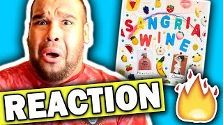 Pharrell Williams x Camila Cabello - Sangria Wine [REACTION]