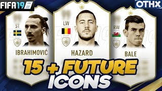 Video FIFA 19 | 15+ Current Football Players who will Become ICONS ft. Hazard, Bale, Zlatan | @Onnethox MP3, 3GP, MP4, WEBM, AVI, FLV Oktober 2018