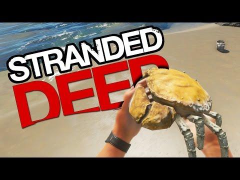 Stranded Deep - НОВЫЙ КРАФТ И ВЫЖИВАНИЕ